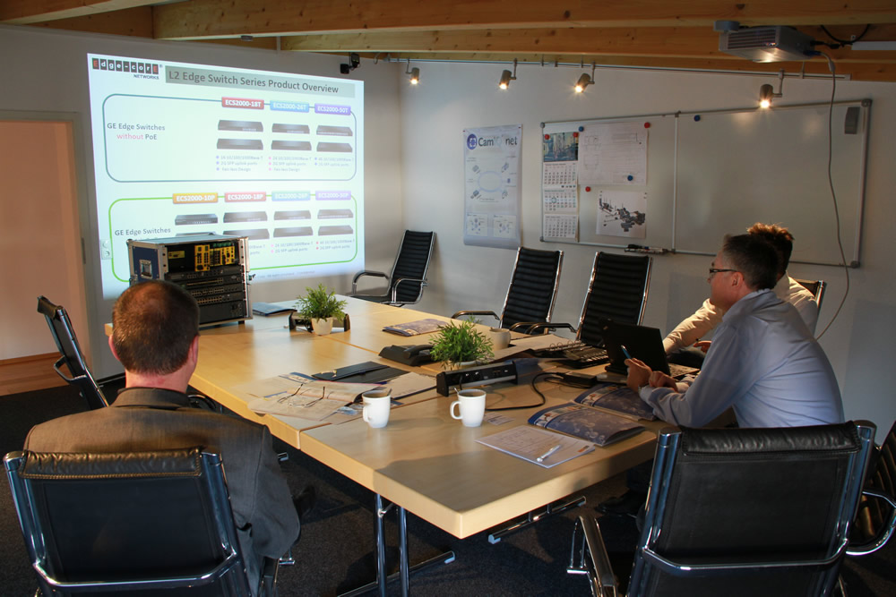 KTI sales training at VTIS