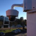 AXIS Netzwerkkamera IP Dome