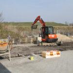 VTIS GmbH Neubau Baustelle