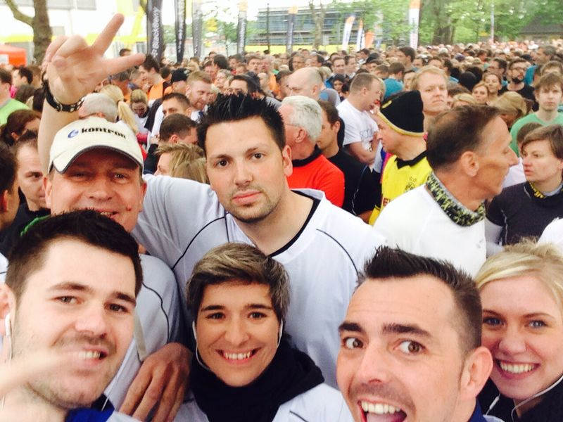 B2RUN Company Run 2014 – VTIS was there
