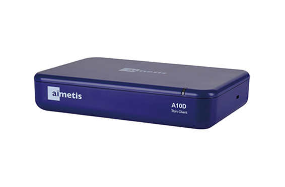 Aimetis A10D Thin Client – Powerful & compact
