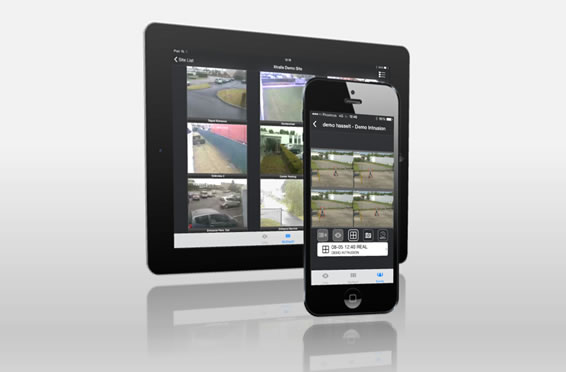 HeiTel iTrace for iPhone, iPad & Android