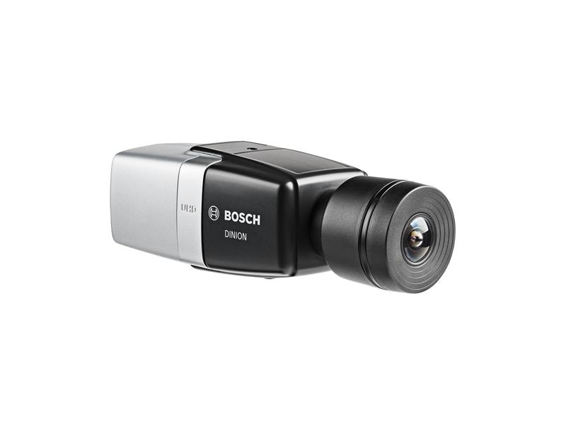 4K video surveillance from Bosch