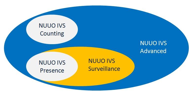 NUUO IVS Lizenz