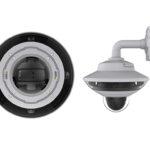 AXIS Q6000-E PTZ Dome Netzwerk Kamera