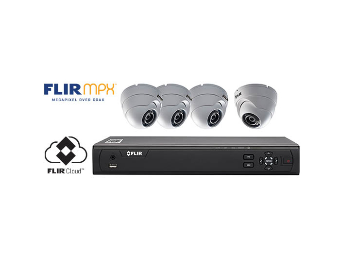 Flir MPX – Megapixel über Koaxialkabel