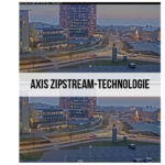 Axis- Zipstream Technologie