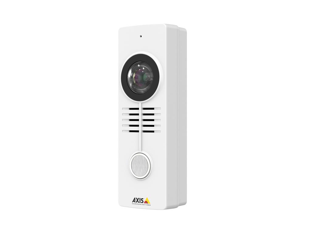 Axis A8105-E Doorstation - Ihr optimales Werkzeug für eine effektive und einfache Zutrittskontrolle