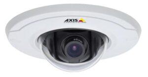 Eine Fixed-Dome Überwachungskamera