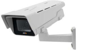 Eine Überwachungskamera im Boxed-Format