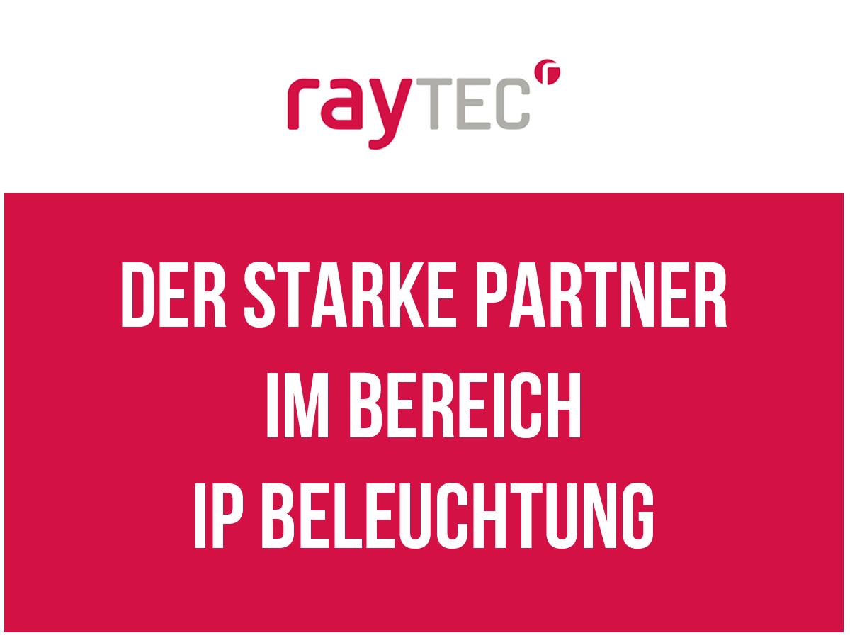 Raytec Partner für Beleuchtung