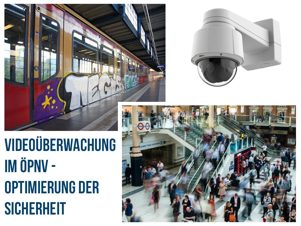 Videoüberwachung im öffentlichen Nahverkehr